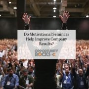 Do motivational seminars help improve company results?